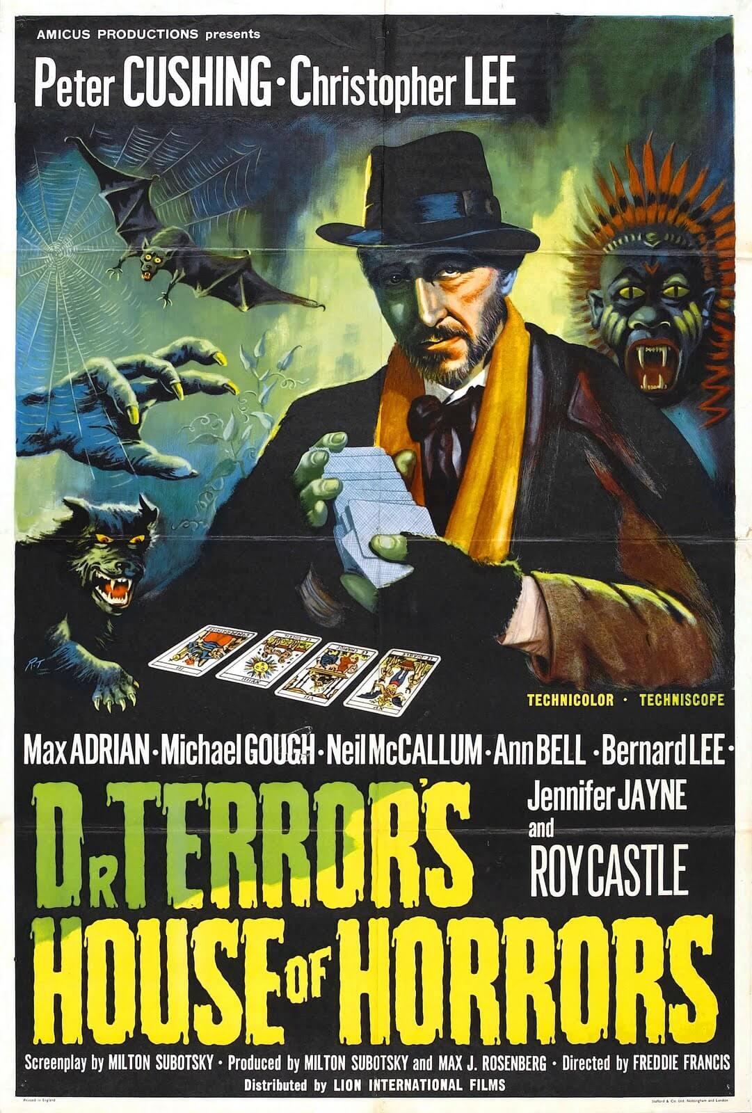 Doctor Terror (Freddie Francis, 1965)