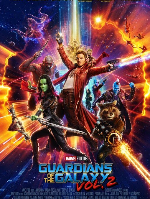 Guardianes de la Galaxia Vol. 2 (James Gunn, 2017)
