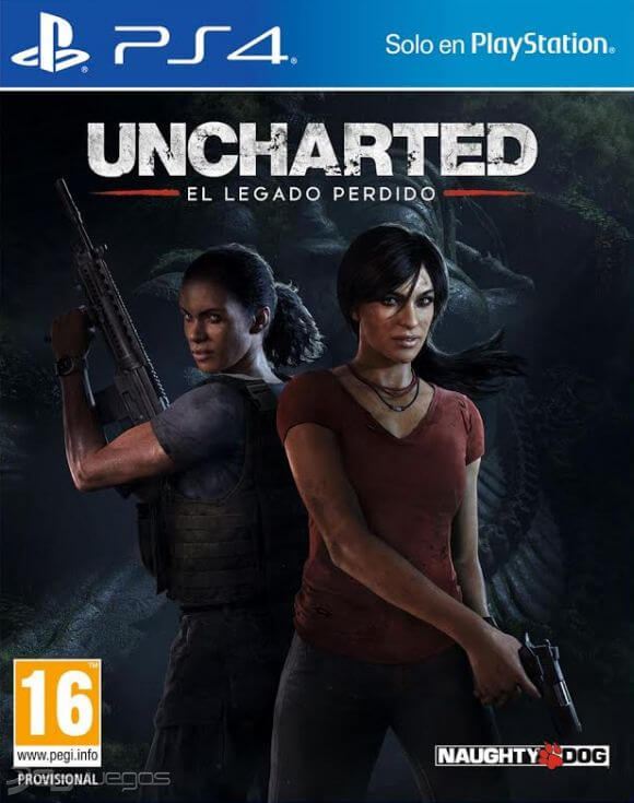Uncharted: El Legado Perdido (Naughty Dog, 2017)