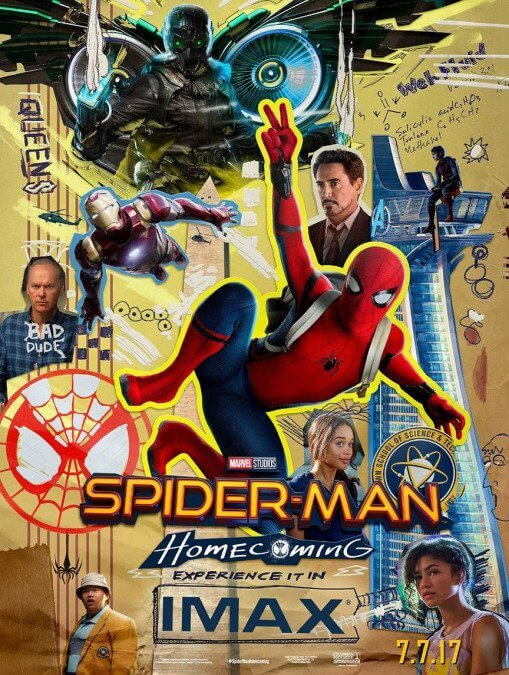 Spider-Man: Homecoming (Jon Watts, 2017)