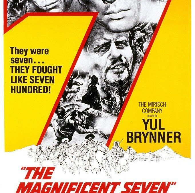 Los siete magníficos (John Sturges, 1960)
