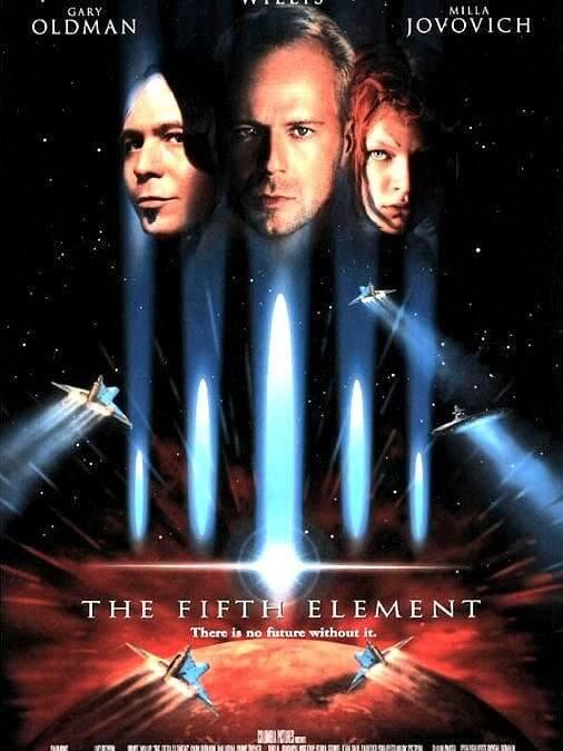 El quinto elemento (Luc Besson, 1997)