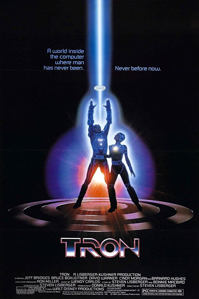 TRON (Steven Lisberger, 1982)