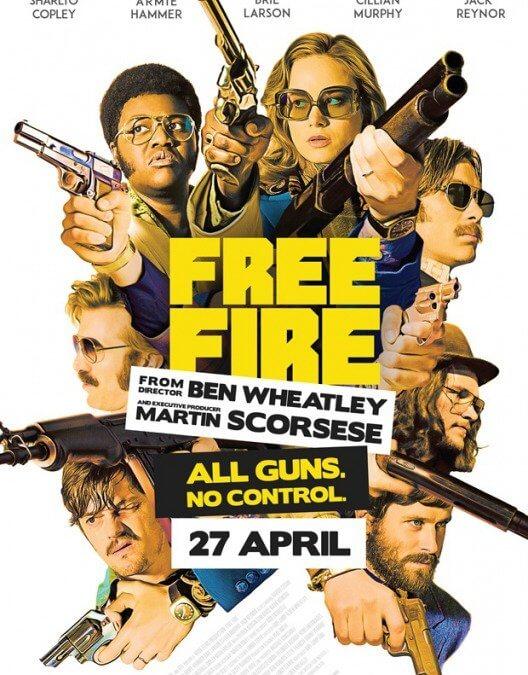 Free Fire (Ben Whitley, 2016)