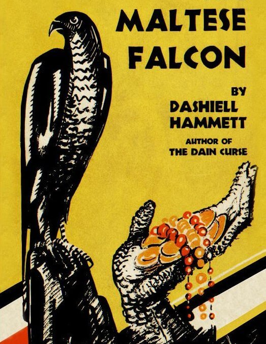 El halcón maltés (Dashiell Hammett, 1929)