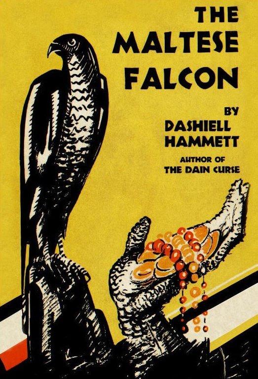 el-halcon-maltes-novela