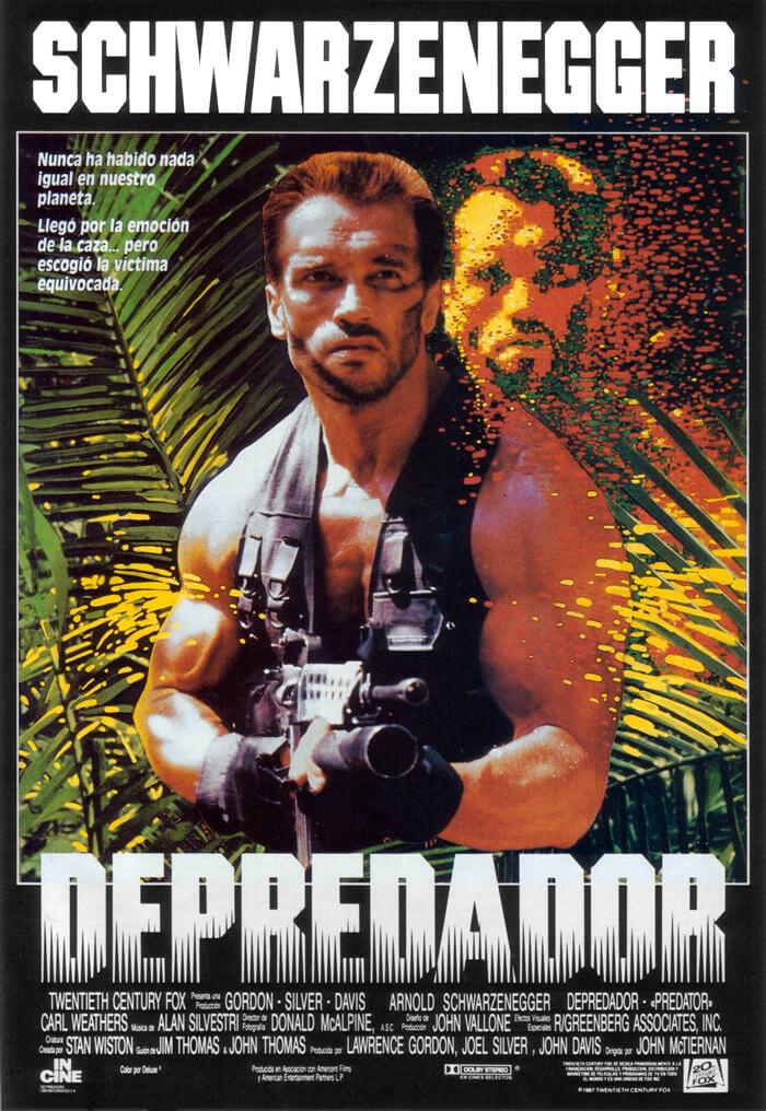 Depredador (John McTiernan, 1987)
