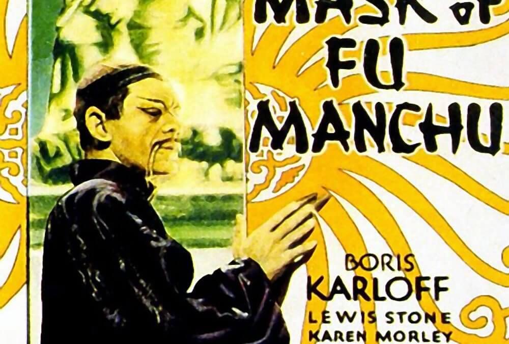 La máscara de Fu-Manchú (Charles Brabin, 1932)