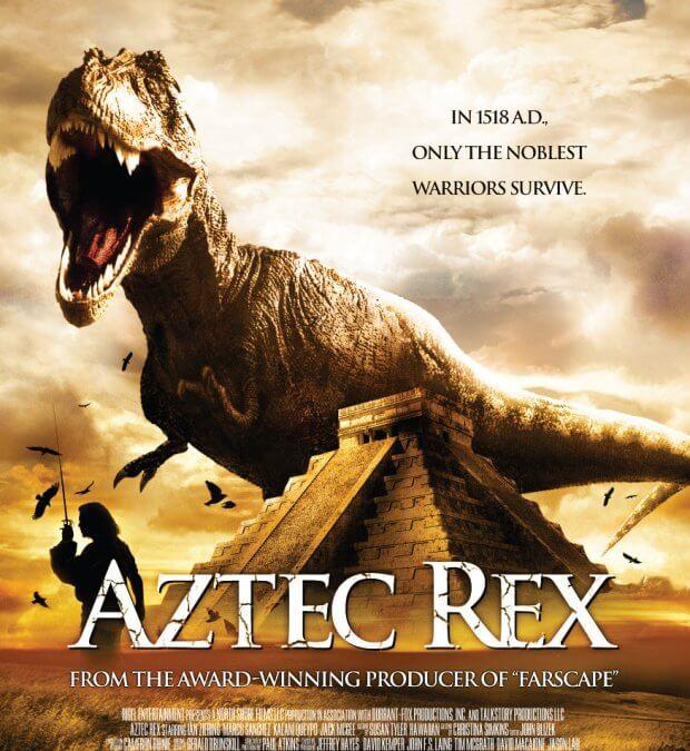 Tyrannosaurus Azteca (Brian Trenchard-Smith, 2007)