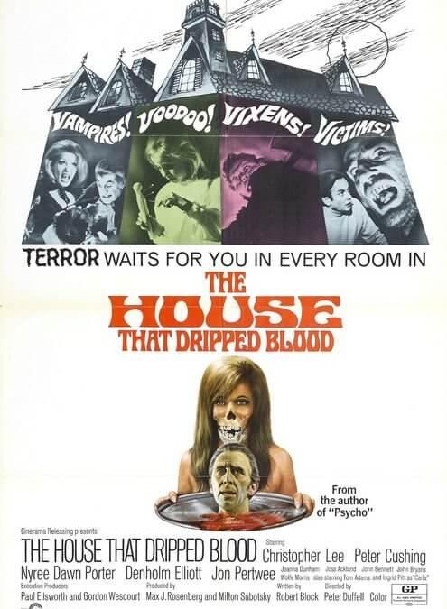 La mansión de los crímenes (Peter Duffell, 1971)