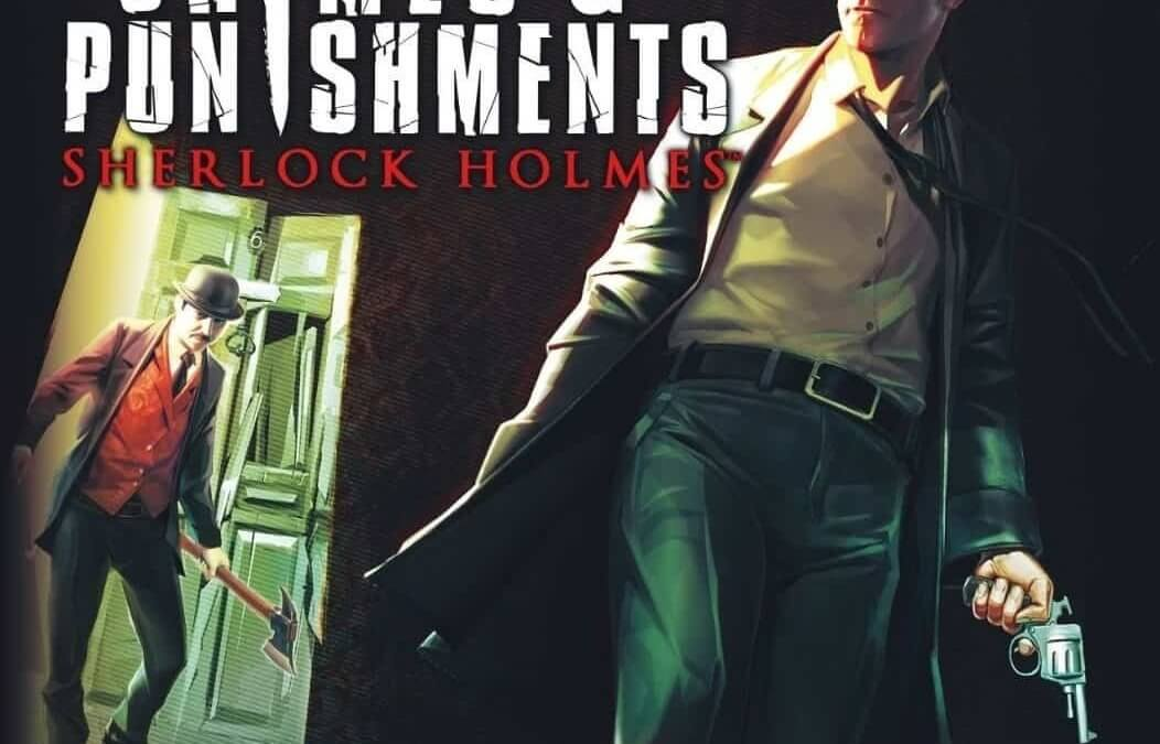 Sherlock Holmes: Crimes & Punishments (Frogwares, 2014)