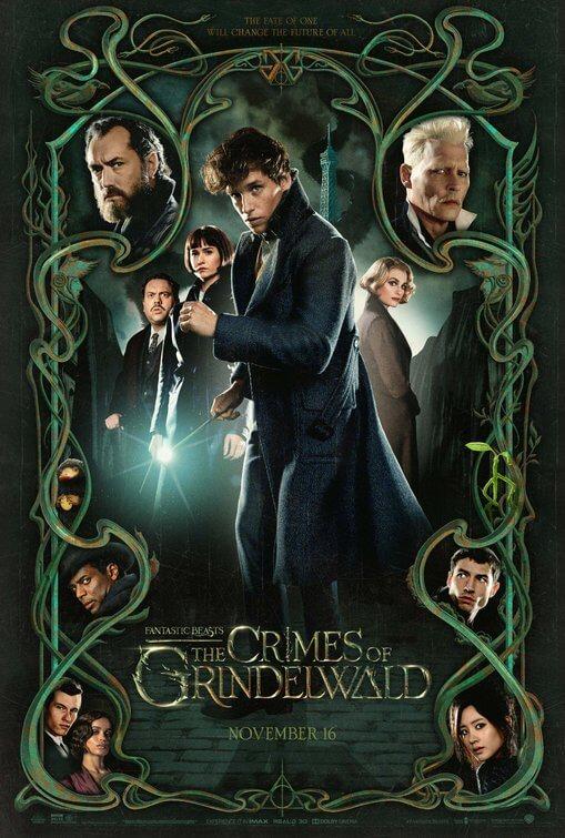 Animales fantásticos: Los crímenes de Grindelwald (David Yates, 2018)