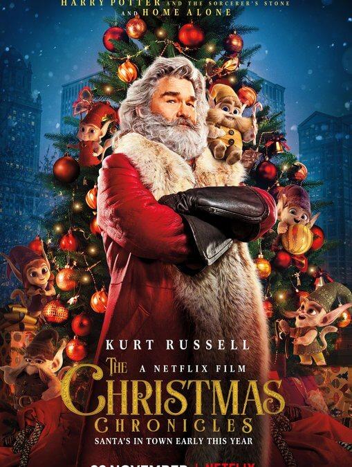 Crónicas de Navidad (Clay Kaytis, 2018)