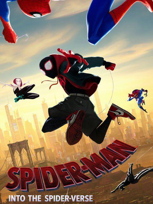 Spider-Man: Un nuevo universo (Bob Persichetti, Peter Ramsey, Rodney Rothman, 2018)