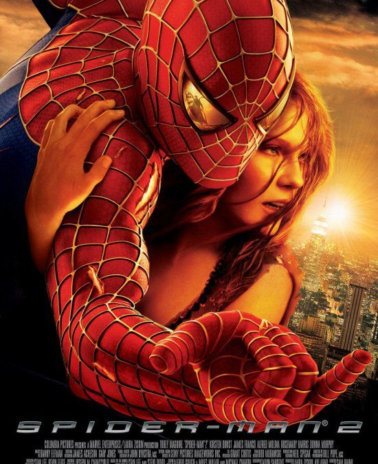 Spider-Man 2 (Sam Raimi, 2004)