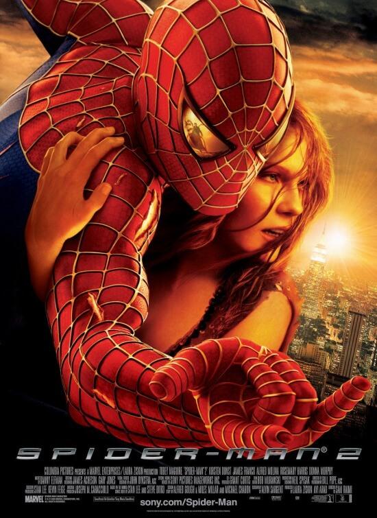 Spider-Man 2 (Sam Raimi, 2004)