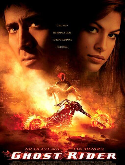 Ghost Rider (Mark Steven Johnson, 2007)