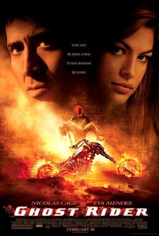 Ghost Rider (Mark Steven Johnson, 2007)