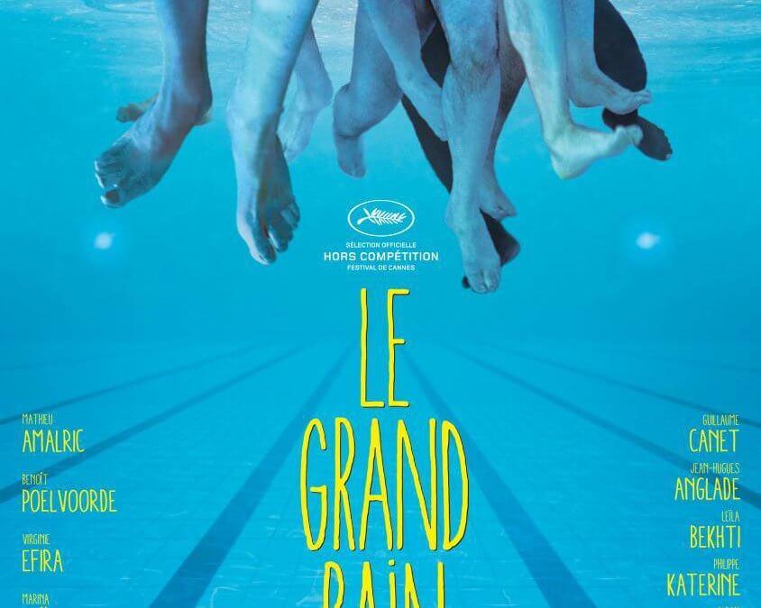El gran baño (Gilles Lellouche, 2018)