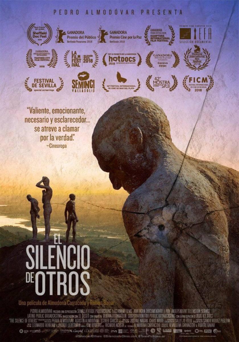 El silencio de otros (Robert Bahar, Almudena Carracedo, 2018)