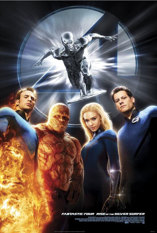 Los 4 Fantásticos y Silver Surfer (Tim Story, 2007)