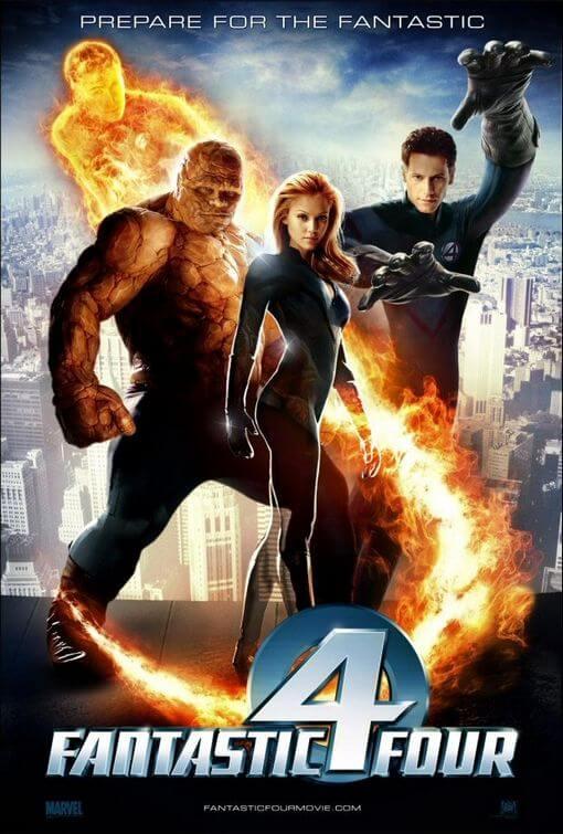 Los 4 Fantásticos (Tim Story, 2005)