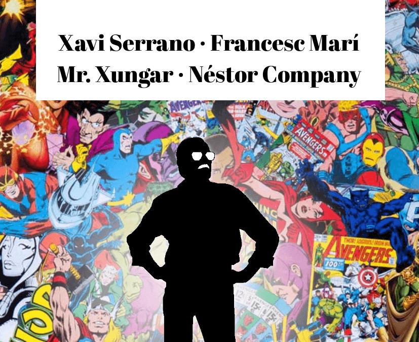 Marvel Fase 0. Los héroes antes de los Vengadores