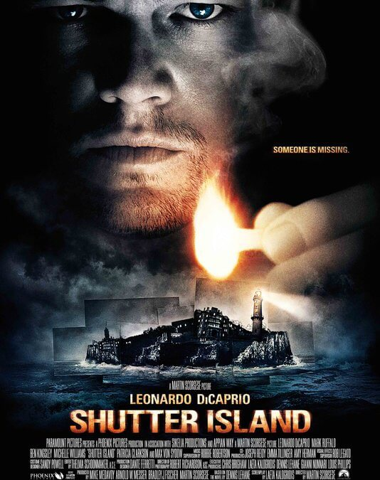 Shutter Island (Martin Scorsese, 2010)
