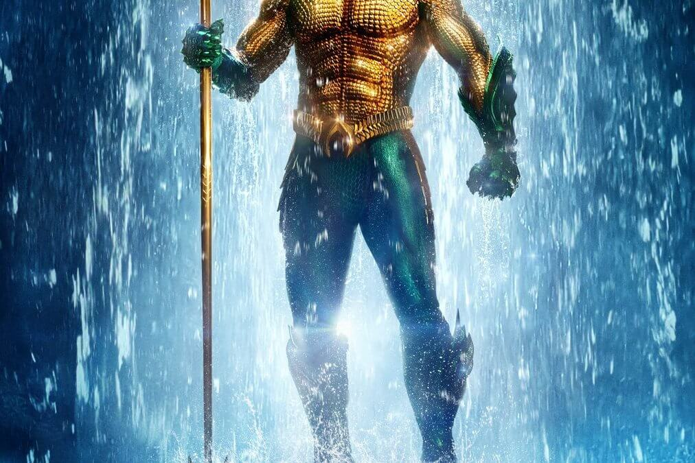 Aquaman (James Wan, 2018)