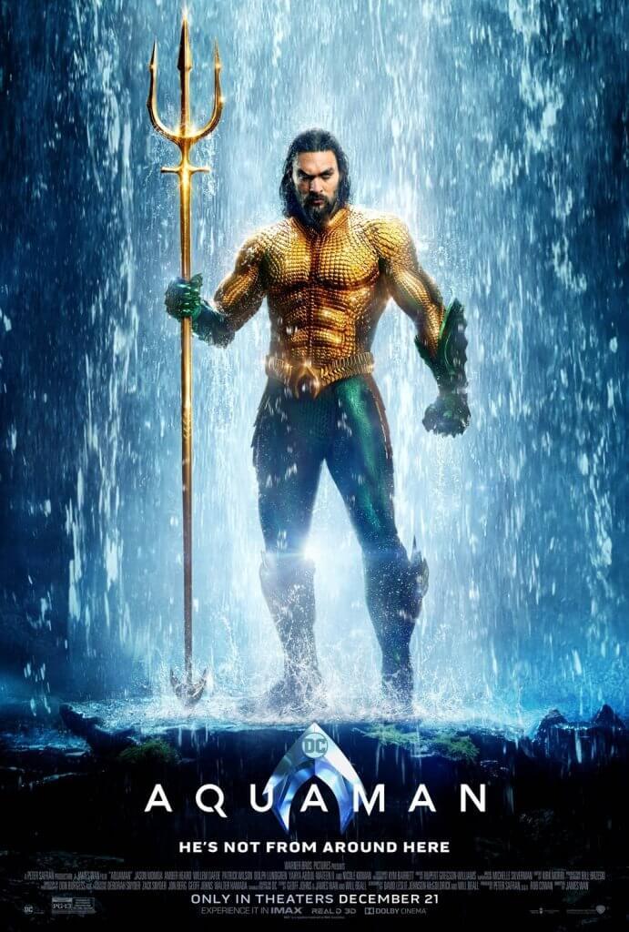 Aquaman (James Wan, 2018)