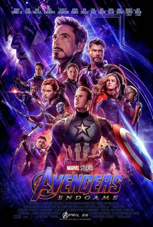 Vengadores: Endgame (Anthony Russo, Joe Russo, 2019)