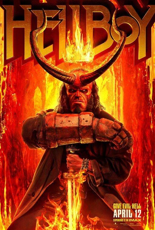 Hellboy (Neil Marshall, 2019)