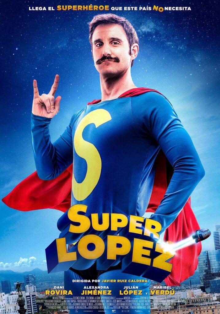 Superlópez (Javier Ruiz Caldera, 2018)