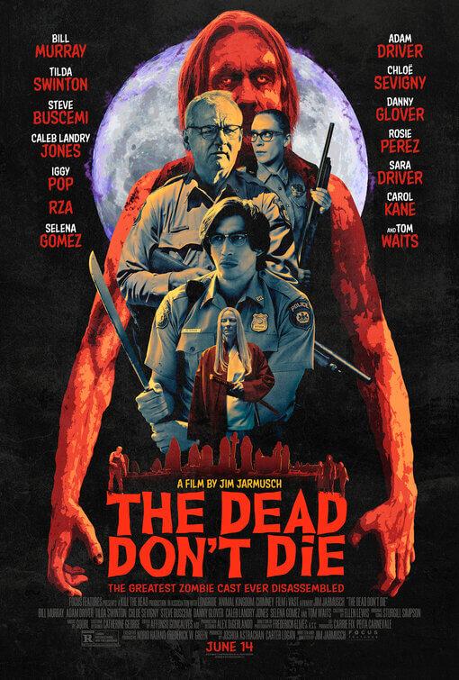 Los muertos no mueren (Jim Jarmusch, 2019)