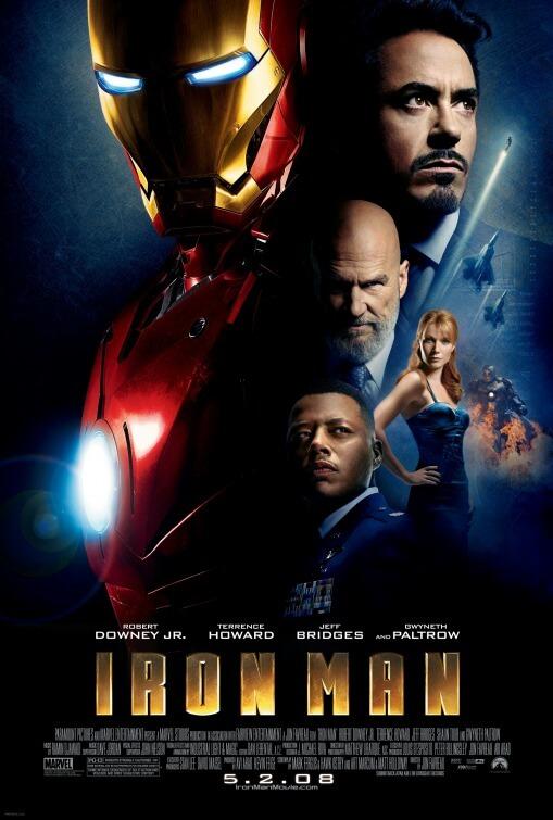 Iron Man (Jon Favreau, 2008)