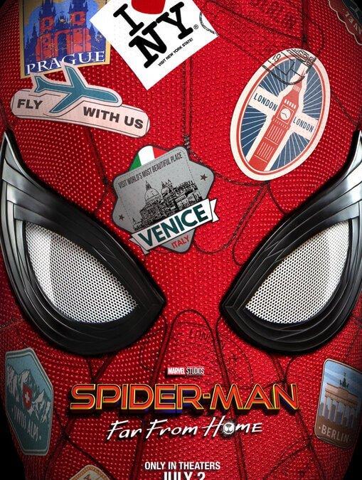 Spider-Man: Lejos de casa (Jon Watts, 2019)