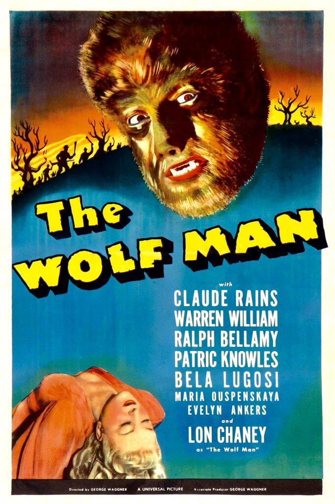 El hombre lobo (George Waggner, 1941)
