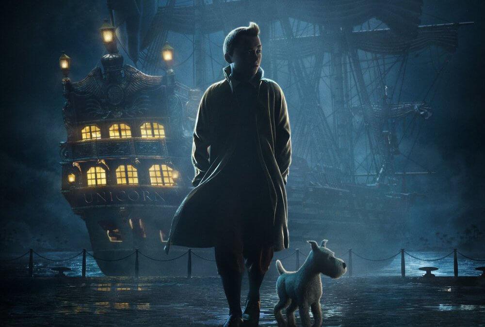 Las aventuras de Tintín: El secreto del unicornio (Steven Spielberg, 2011)