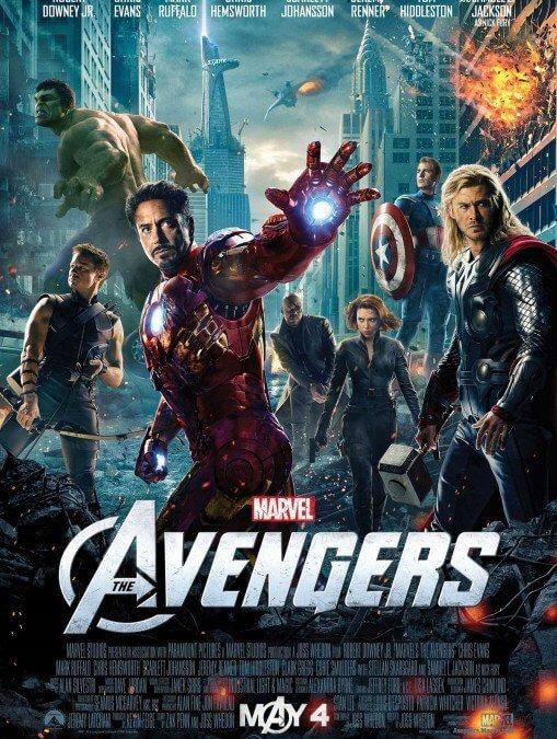 Los Vengadores (Joss Whedon, 2012)