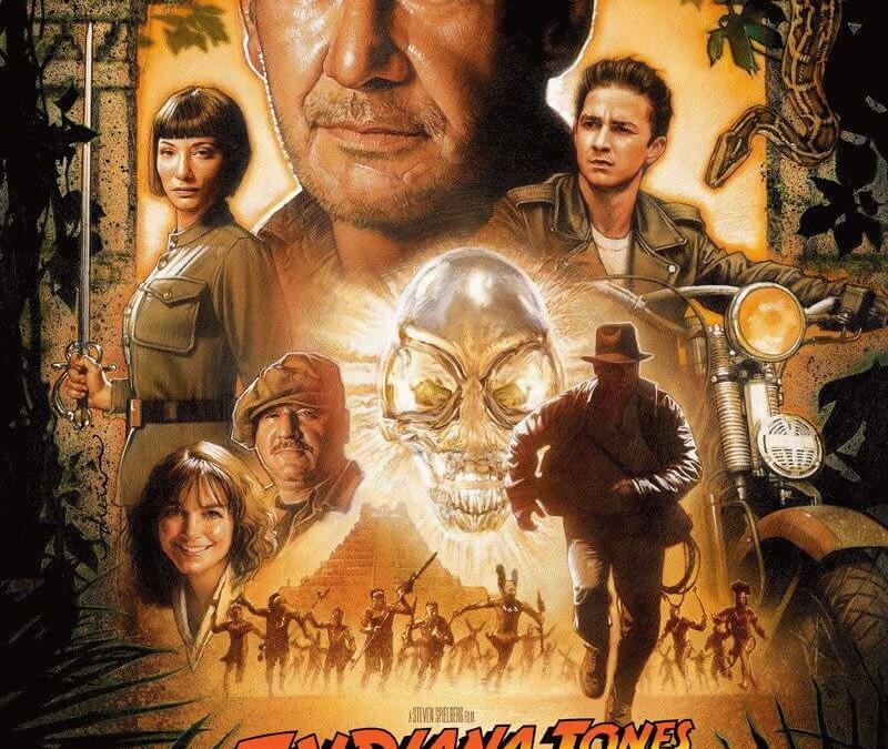 Indiana Jones y el reino de la calavera de cristal (Steven Spielberg, 2008)