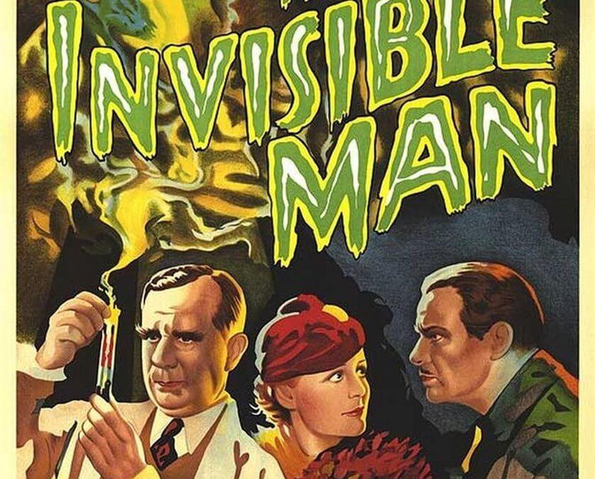 El hombre invisible (James Whale, 1933)