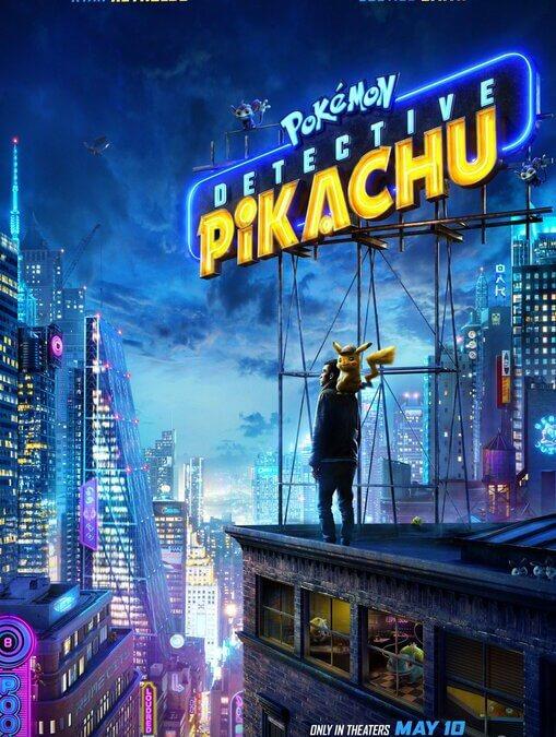 Pokémon: Detective Pikachu (Rob Letterman, 2019)
