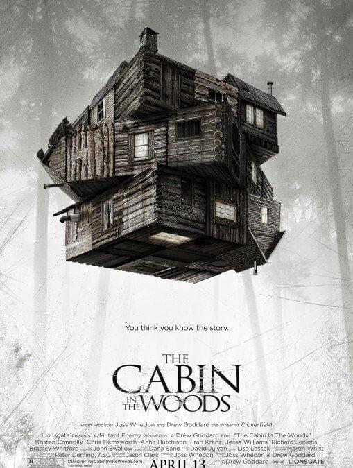La cabaña en el bosque (Drew Goddard, 2011)
