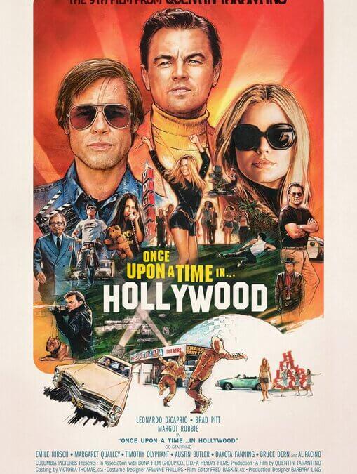 Érase una vez en… Hollywood (Quentin Tarantino, 2019)