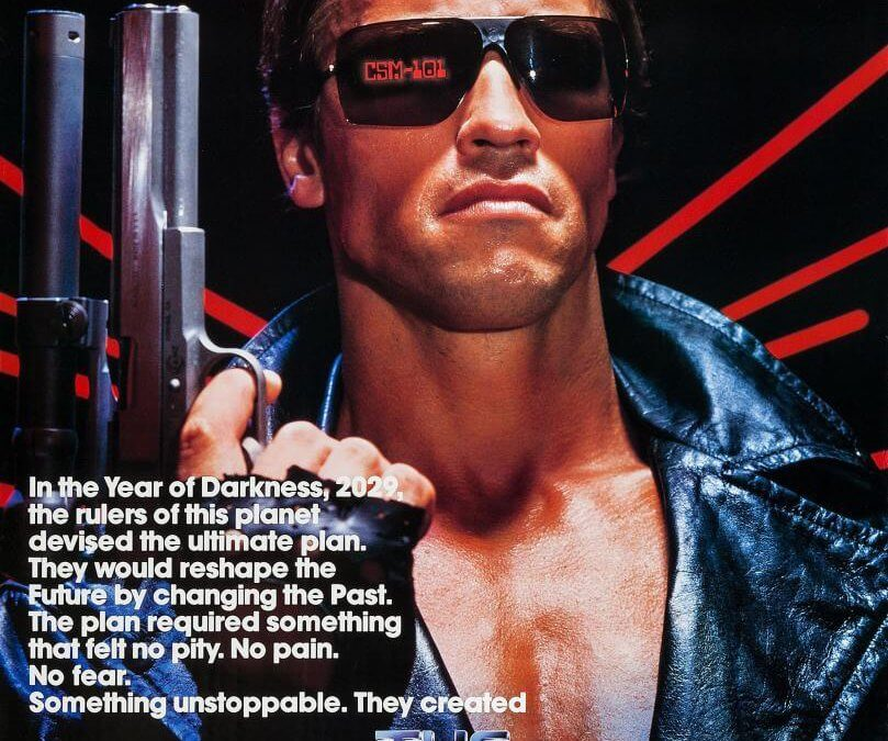 Terminator (James Cameron, 1984)