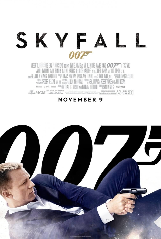 Skyfall (Sam Mendes, 2012)