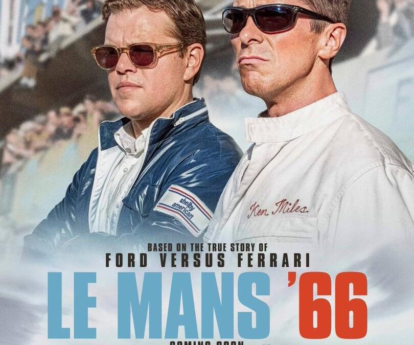 Le Mans '66 (James Mangold, 2019)
