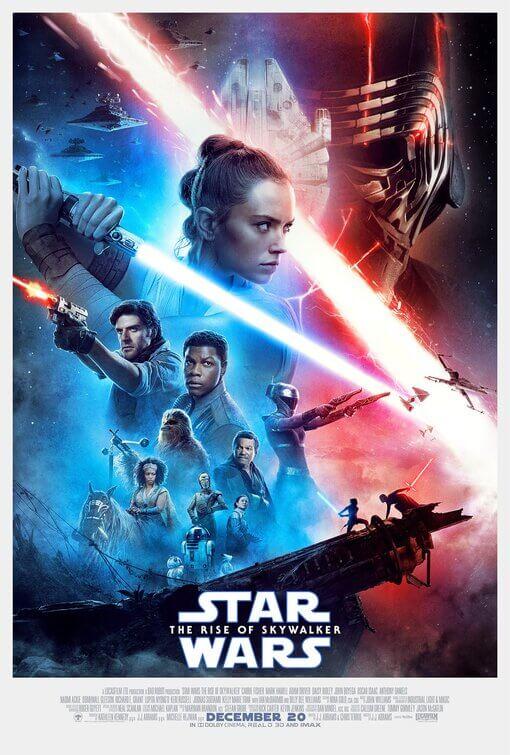 Star Wars. Episodio IX: El ascenso de Skywalker (J. J. Abrams, 2019)