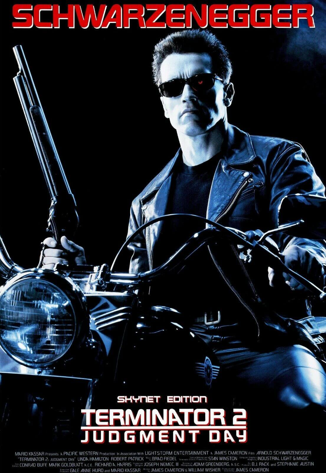 Terminator 2: El juicio final (James Cameron, 1991)