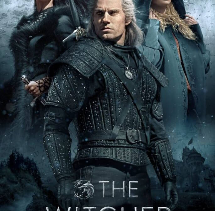 The Witcher T.1 (Netflix, 2019)